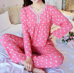 Женская пижама AL8313