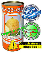 Дыня Карамель, инкрустированные, 500 г Фермерская банка
