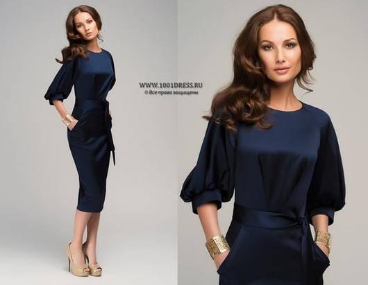 Платье нб457