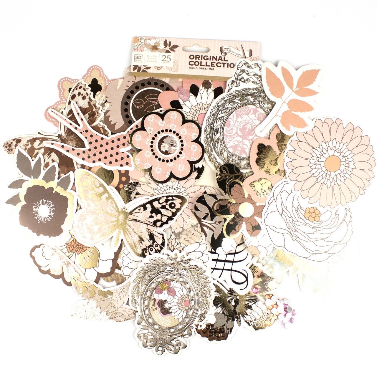 Handmade набор цветочки