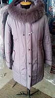Женское зимнее пальто Калерия