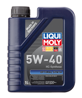 Масло моторное LIQUI MOLY OPTIMAL SYNTH 5W-40 1L