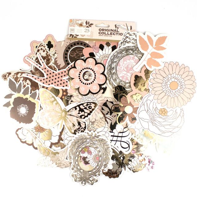 Handemade набор цветочки