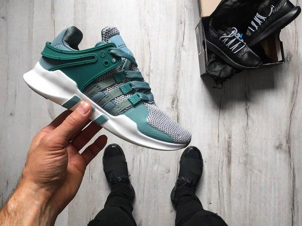 adidas eqt support adv tactile green