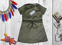 Нарядное платье для девочки Gaialuna 134см (9лет)