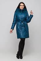 Женское зимнее пальто Шанель