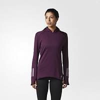 Женская худи для бега Adidas Response Climawarm BS2906