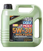 Масло моторное Liqui Moly Molygen New Generation 5W-30 4L