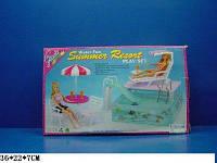 Мебель Бассейн для кукол Барби Gloria (2578)