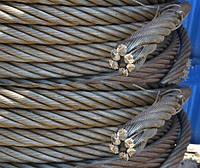 Канат (трос) стальной диаметр 41,0 мм ГОСТ  3077-80 от ГОСТ МЕТАЛЛ