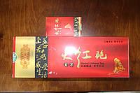Да Хун Пао - Большой Красный Халат - китайский утесный оолонг (улун), красный китайский чай