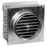 Водяной канальный нагреватель для круглых воздуховодов