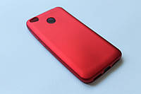 Чехол накладка для Xiaomi Redmi 4X красный, фото 1