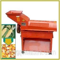 Очиститель початков кукурузы с молотилкой 2 в 1