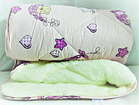 Одеяло детское из овчина, Славянский пух