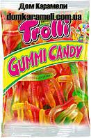 """Желейные конфеты TROLLI GUMMI CANDY """"ЧЕРВИ"""" 1 кг (Германия)"""