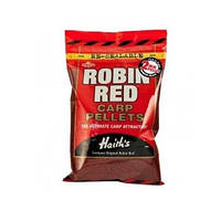 Прикормочный пеллетс 2мм. 900гр. Robin Red Carp Pellets (NOT-Drilled)