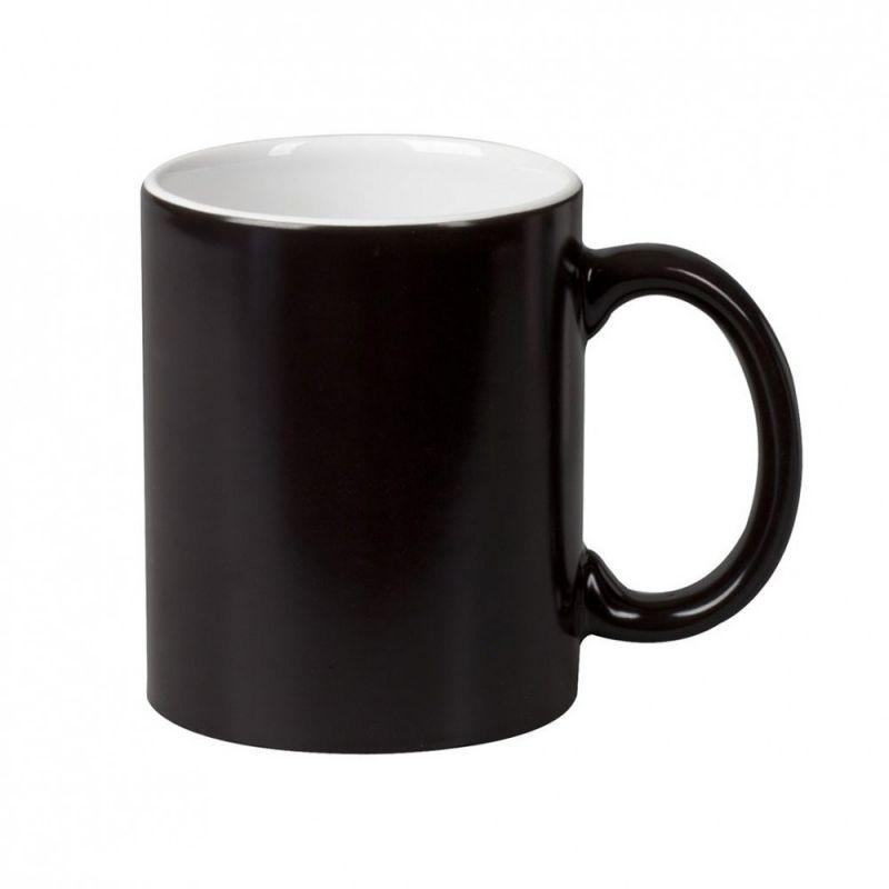 """Чашка магическая """"Хамелеон"""" цвет черный"""