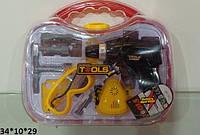 Детский набор инструментов в чемодане (T8800B)