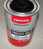 Грунт Acril Novol 4+1 2К 1l+0.25l MS Protect 300 черный