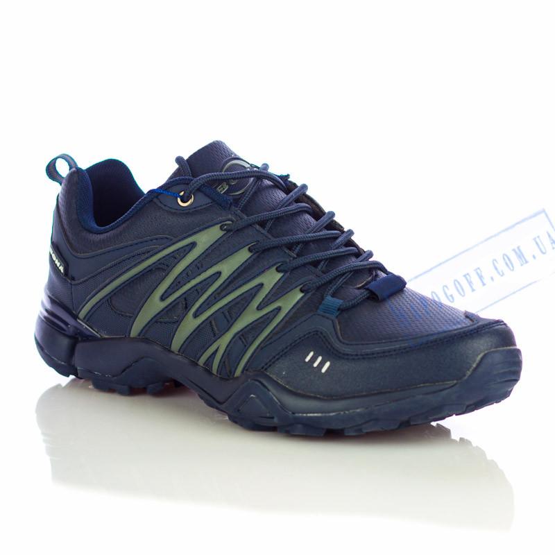 Кроссовки подростквые Bona 109bс синие