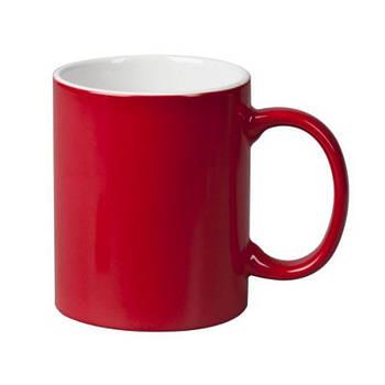 """Чашка магічна """"Хамелеон"""" колір червоний"""