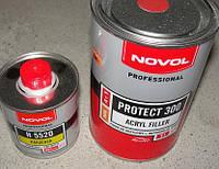 Грунт Acril Novol 4+1 2К 1l+0.25l MS Protect 300 красный