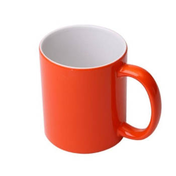 """Чашка магічна """"Хамелеон"""" колір помаранчевий"""