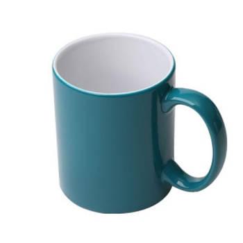 """Чашка магічна """"Хамелеон"""" колір зелений"""