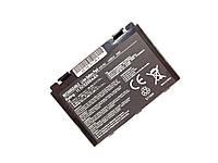 Аккумуляторная батарея для Asus K40 K50 K51 K60 K61 K70 F52 F82 P50 P81 X5 X8 X50 X65 X70 series 5200mAh 11.1v