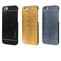 Чехол для Iphone 4 Motomo (Metal)