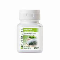 Зеленый чай плюс NUTRILITEОбъем/Размер: 60 капсул