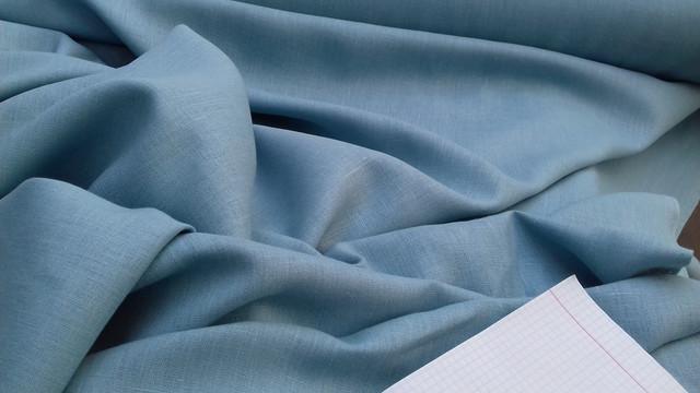 Белорусский лен для одежды (костюмные льняные ткани)