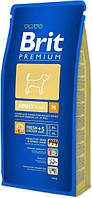 Корм для собак средних пород Brit Premium Adult Medium