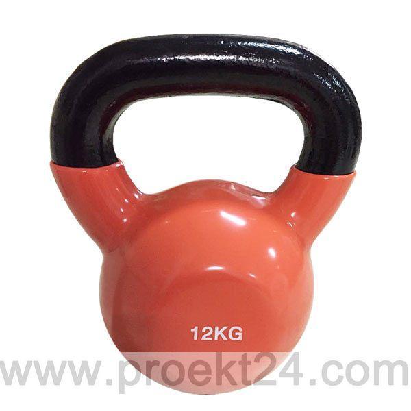 Виниловая гиря 12 кг