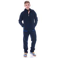 Мужской теплый спортивный костюм с капюшоном пр-во Турция Piyera 5022, фото 1