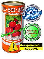 Семена редиса осеннего Красный Гигант, инкрустированные, 500 г фермерская банка, фото 1