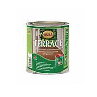 Пропитка с тунговым маслом для древесиныTerraseAura(0,7л)