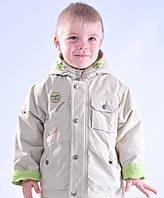 Куртка демисезонная для мальчика Diwa Club- 31113-A10