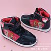 Демисезонные ботинки для девочки Disney Эльза р. 25, фото 2