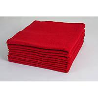 Полотенце Lotus Отель 70*140 - Красное