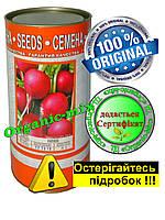 Семена редиса Илке (всесезонный), инкрустированные, 500 г фермерска банка, фото 1