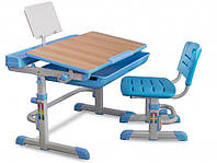 Комплект парта и стульчик Evo-kids Evo-04 клен