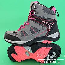 Фирменные ботинки для девочки типу ColumbiaТМ ТомМ р. 36, фото 3