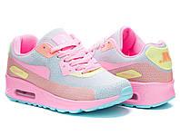 Модные кроссовки женские Rapter B757-7, копия Nike Air Max 90