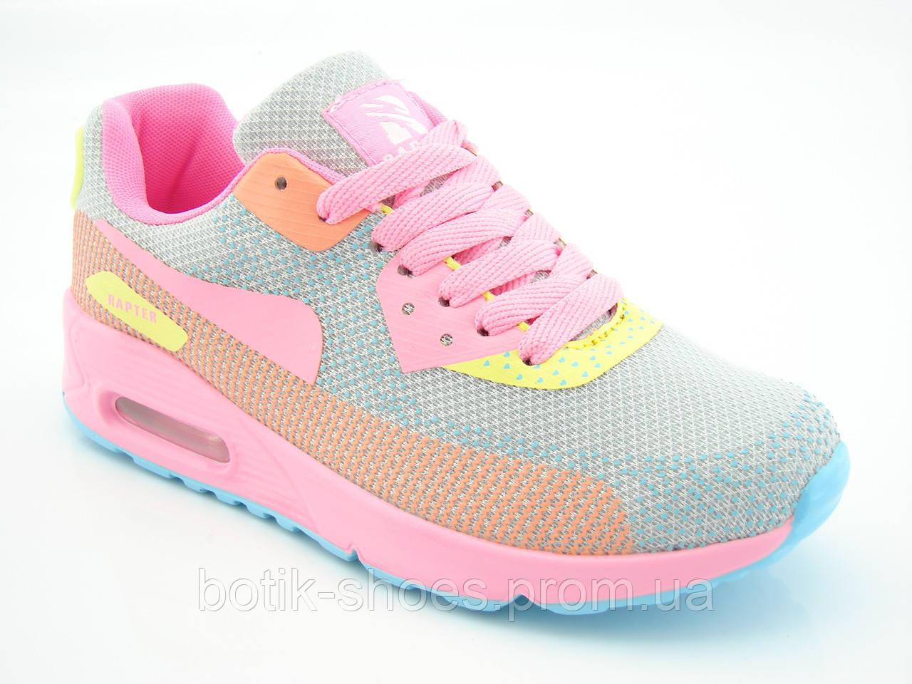 Модные кроссовки женские Rapter B757-7, копия Nike Air Max 90 - интернет- 7ab3fd09d67