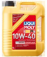 Масло моторное LIQUI MOLY SAE 10W-40 DIESEL LEICHTLAUF 5L