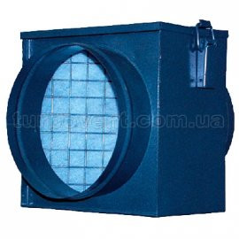 Фільтр круглий канальний (ФКК)