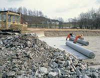 Геотекстиль, применение в дорожном строительстве
