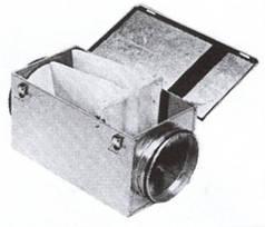 Касетний фільтр круглий (ФККП)